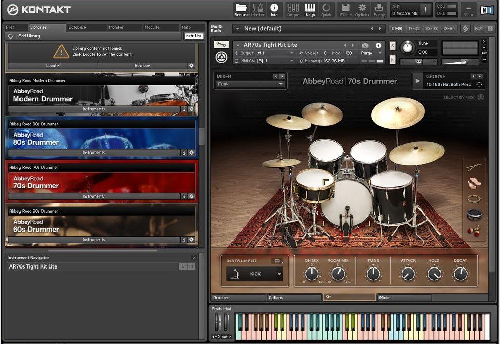 VST Drums